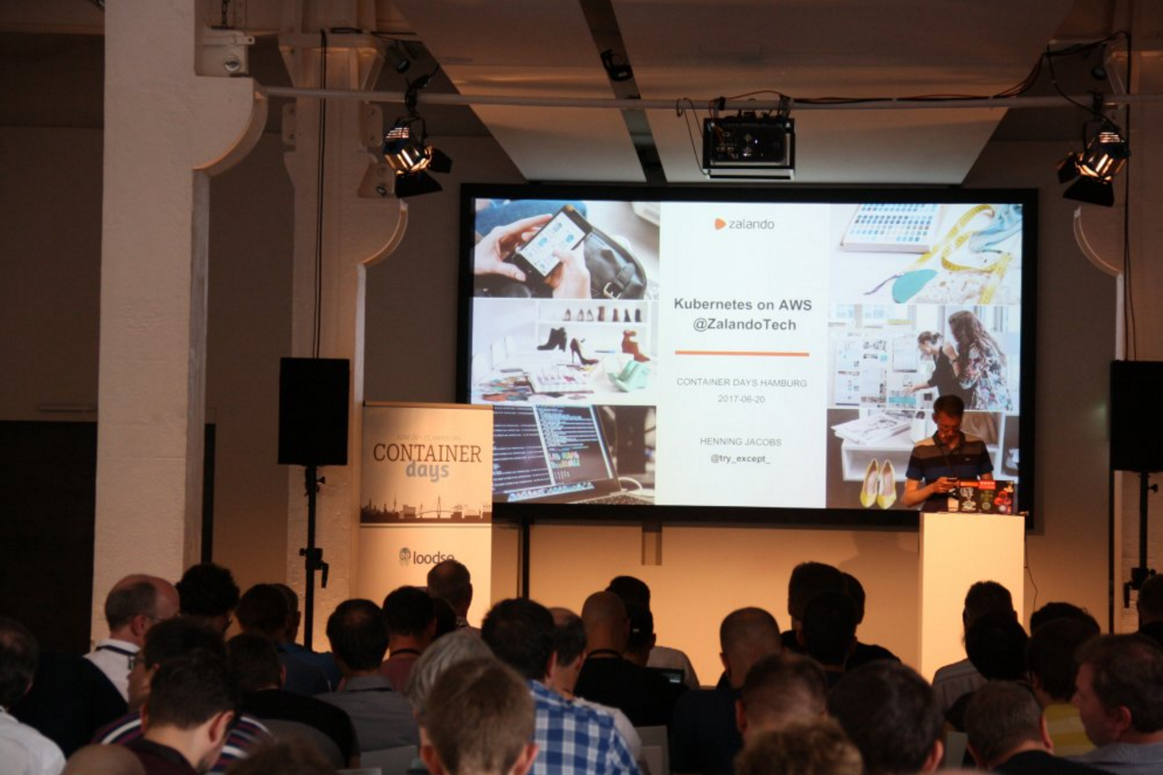 Container days Europe