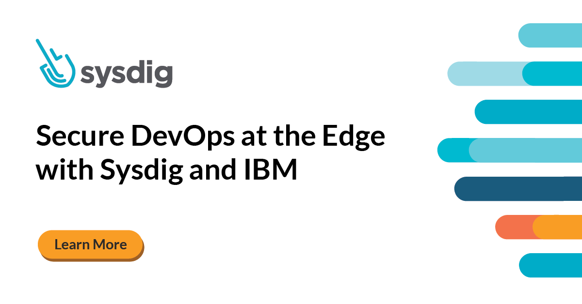 Image of article 'Secure DevOps at the Edge with and IBM'
